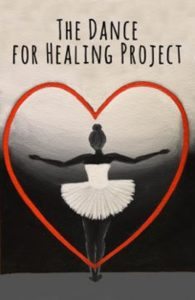 Flyer for The Dance For Healing Project